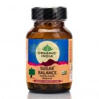 Диабет Sugar Balance Organic India 60 кап