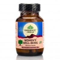 Для женщин Womens well-being Organi India 60 кап