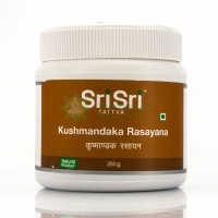 Кушмандака расаяна,  Кушмандяка расаяна, Шри Шри Аюрведа / Kushmandaka rasayana, Sri Sri Ayurveda / 250 g