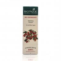 Освежающий очищающий лосьон для всех типов кожи Biotique Bio Berberry Hydrating Cleanser 120 мл