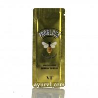 Сыворотка для тусклой кожи лица с прополисом и маточным молочком VT Cosmetics Progloss Renew Serum 1,5 мл