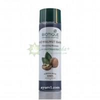 Шампунь для тонких и ослабленных волос Био Грецкий орех / BIOTIQUE Bio Walnut Bark Shampoo / 190 мл