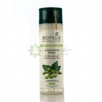 Шампунь для сухих и поврежденных волос «Био Соевый Протеин» /Bio Soya Protein, Биотик, Biotique / 120 мл