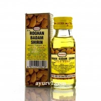 Миндальное масло / Roghan Badam Shirin / 25 ml