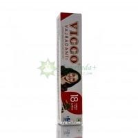 Vicco Vajradanti Paste- аюрведическая, веганская зубная паста Викко 18 трав, Индия, 100 г.