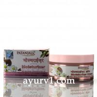 Увлажняющий крем Ромашкa, Патанжали, Moisturizer Cream, Patanjali,  50 гр