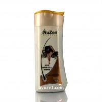 Шампунь-кондиционер против выпадения волос НуЗен / NuZen anti hairfall shampoo / 200 мл