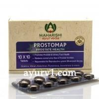 Простомап  500 мг Махариши Аюрведа- простатит, аденома, Prostomap Maharishi Ayurveda 100 таб