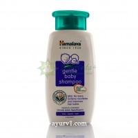 Шампунь детский без слез Хималая (Оригинал, Индия) / Himalaya Herbals Gentle Baby Shampoo / 200 мл