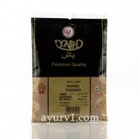 Манго - сушеный, молотый, Yash AOE 100 g