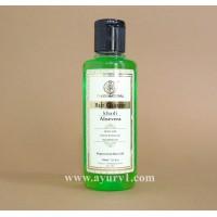 """Шампунь против зуда и перхоти """"Алоэ-Вера"""", Khadi Herbal Shampoo Aloe Vera, 210мл"""