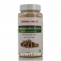 Ашвагандха в порошке/ Aswagandha Churnam, Herbal Hills / 100 g.