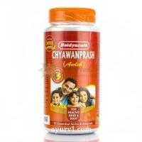 Чаванпраш авалеха Chyawanprash Awaleh Baidyanath 500 г