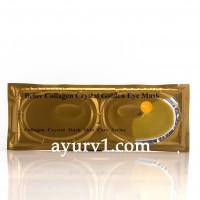 Патчи / Коллагеновая маска для кожи вокруг глаз / Collagen Crystal Eye Mask, Belov