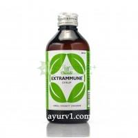 Экстраммун сироп для иммунитета, Чарак / Charak Extrammune Syrup / 200 мл