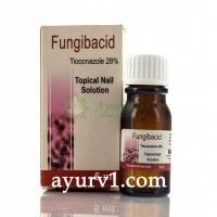 Против ногтевого грибка, Фунгибацид, Fungibacid (Tioconazole 28%) Египет, 5 ml