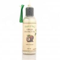 Кокосовое масло холодного отжима / Virgin coconut Oil, Magic Of India / 100 мл