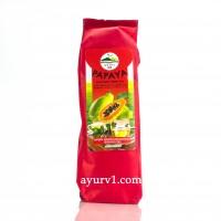 Чай зеленый со вкусом Папайи Чайные плантации Flavoured Green Tea, MT TEA 100 г.
