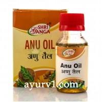 Ану оил, Шри Ганга / Anu Oil, Shri Ganga / 50 ml