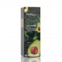Питательная сыворотка Bioaqua Niacinome Avocado Elasticity Moisturizing Essence, 30 мл