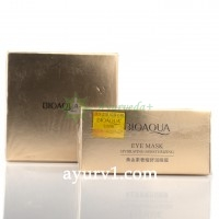 Bioaqua Гидрогелевые патчи с Золотом Hydrating Moisturizing 24K Gold Eye Mask, 60 шт