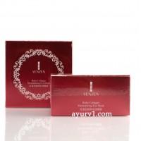 Гидрогелевые патчи для кожи вокруг глаз с экстрактом бурой водоросли Venzen Ruby Collagen Hydrating Eye Mask 60 шт