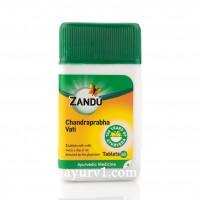 Чандрапрабха вати - мочеполовая система, Chandrapraprabha Vati, Занду, Zandu, 40 таб.