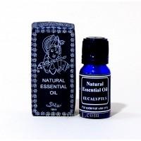 Ароматическое масло эвкалипт, natural essential oils Magic of india, Eucalyptus 10 мл