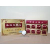 Джи Бао (Zhi Bao San Bian Wan): Пилюля из трёх драгоценностей