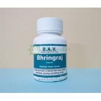 Брингарадж, Бринградж для волос от выпадения  500 мг Bhringraj D,А,V, 50 кап.