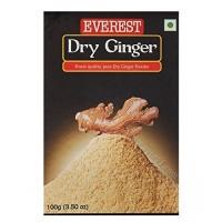 Имбирь молотый Еверест, Dry Ginger, Everest, Индия, 100 г