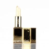 Помада меняющая цвет с сусальным золотом Venzen 24K Gold Hydrating Lip Balm