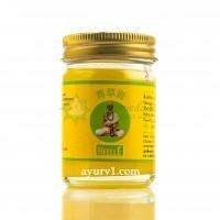 Бальзам желтый-бальзам обладает средним согревающим эффектом / Mho Shee Woke желтый, Beelle / 50 мл