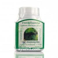 Гинкго Билоба по 320 мг / Thanyaporn / 100 кап