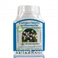 Тао Ван Принг, Прынг, Пенг  -Очищают сосуды от бляшек, гипертония Thanyaporn Herbs Thao Wan Priang 100 кап.