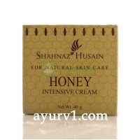 Шахназ Хусейн Интенсивный медовый крем Honey Intensive Cream, Shahnaz Husain, Индия, 40 г