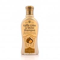Шампунь Каффир-Лайм и Мох для сухих и секущихся волос / Kaffir Lime & Moss Shampoo For Dry splitend hair Size / 200 мл