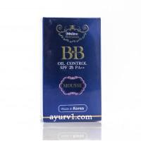 бб Мусс с защитой от солнца / Mistine BB Oil Control Mousse SPF 25 PA + + / 15 гр
