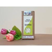 Натуральное эфирное масло жасмина, Jasmine, Индия, 10 мл