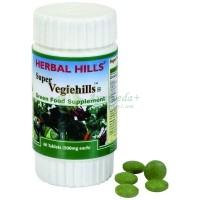 Витамины органические /  I-Vegiehills Value -идеальная еда с обильным источником антиоксидантов / 60  таб.