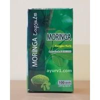 Kongka Herb Moringa Capsules / Моринга в капсулах (100 капсул)