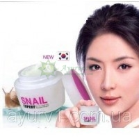 Антивозрастной улиточный крем для лица Мистин / Mistine Snail Expert Anti-Aging Facial Cream / 40 г