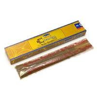 Индийские Благовония пыльцовые,  Сатья Чандан (Сандал) / Chandan, Satya / 15 гр