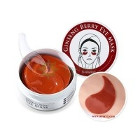 Патчи Kpасный Женьшень для кoнтурa глаз/Red Ginsеng Nourish Моisturizе and Repair eye mask// Shangpree/   60шт