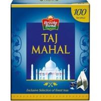 """Чай Тадж махал в пакетиках / Брук Бoнд """"Тaдж Мaхaл"""" / 100 пак."""
