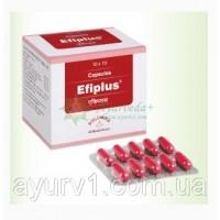 Эфиплюс, Сулимикс - богатый природный источник железа / Efiplus, Solumiks / 10 таб.