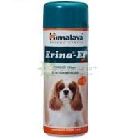 Предназначен для профилактики и лечения болезней, вызванных эктопаразитами у домашних животных./ Erina - EP powder / 150 гр.