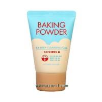 Пенка- Скраб для удаления макияжа и ВВ с пищевой содой / Etude House Scrub / 30 мл.