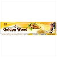 Аромапалочки Благовония Золотой сандал Golden Wood Raj 22 г