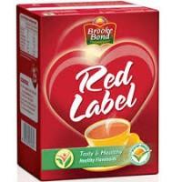 Гранулированный чай без специй   Рэд Лэйбл Брук Бонд / Red Label Brooke Bond / 100 гр